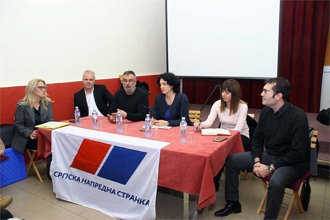 foto facebook strana SNS Aleksinac
