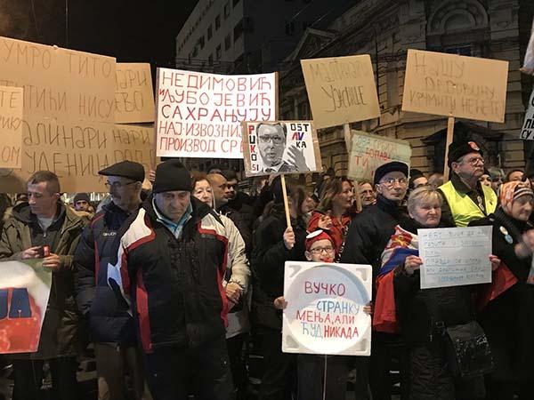 Deveti protest 1od 5 miliona u Beogradu3