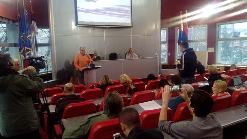 Rasprava o medijskoj strategiji u Nišu